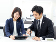 女性歓迎!完休2日。10人に1人が年収1000万円/営業2