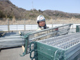 レンタル機材の物流管理スタッフ 繁忙期(9~2月)以外は残業月10時間以内!年間休日125日2