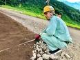 緑化工事の管理スタッフ◎未経験歓迎|上場企業のグループ会社で安定感抜群|国家資格の取得支援あり!3