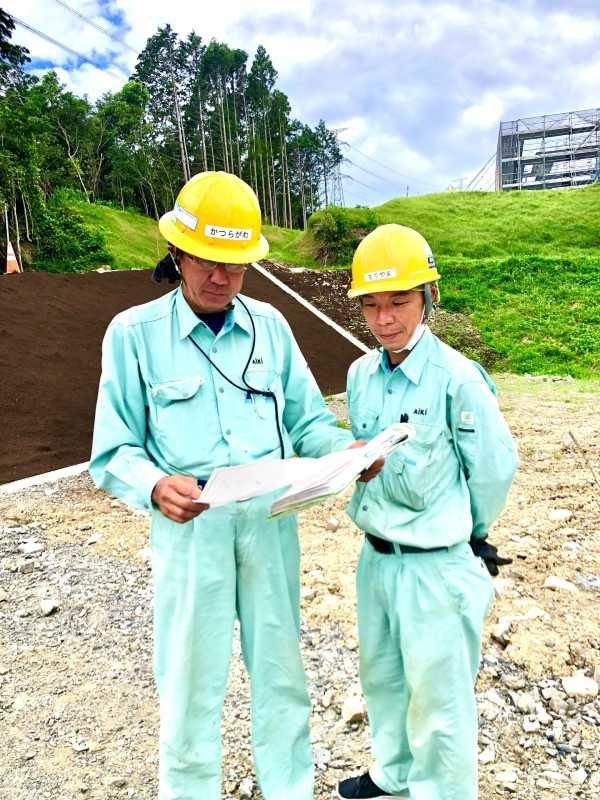 緑化工事の管理スタッフ◎未経験歓迎|上場企業のグループ会社で安定感抜群|国家資格の取得支援あり!イメージ1