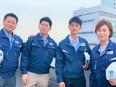 プロジェクトサポート/平均月給27.5万円~/資格取得支援有/寮完備/内定まで最短1日/年休120日2