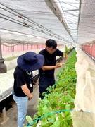 自社農場のスーパーバイザー ★農福連携を通した改革を目指し、障がいを持つ方の「働きたい」を叶える1