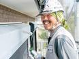 施工スタッフ  | 屋根工事技術と塗装工事技術の両方を習得できます!2