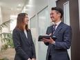 人材サービスの提案営業(JASDAQ上場企業のグループ会社)★モバイルワーク可★退職金制度あり2