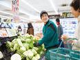 スーパーマーケットの店舗スタッフ ◎創業120年の老舗企業/転居を伴う転勤なし!/充実した福利厚生!2