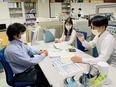 建築確認審査員(研修・実務を通じて資格取得から支援します) ◎年間休日125日/土日祝休み3