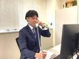 【人材サービス営業】 個人ノルマなし/年休127日/土日休み/役職採用あり!月給31万円スタートも2
