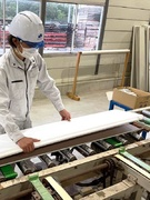 「プレハブ」の工場作業スタッフ《未経験歓迎》東広島から転勤なし/決算賞与あり1