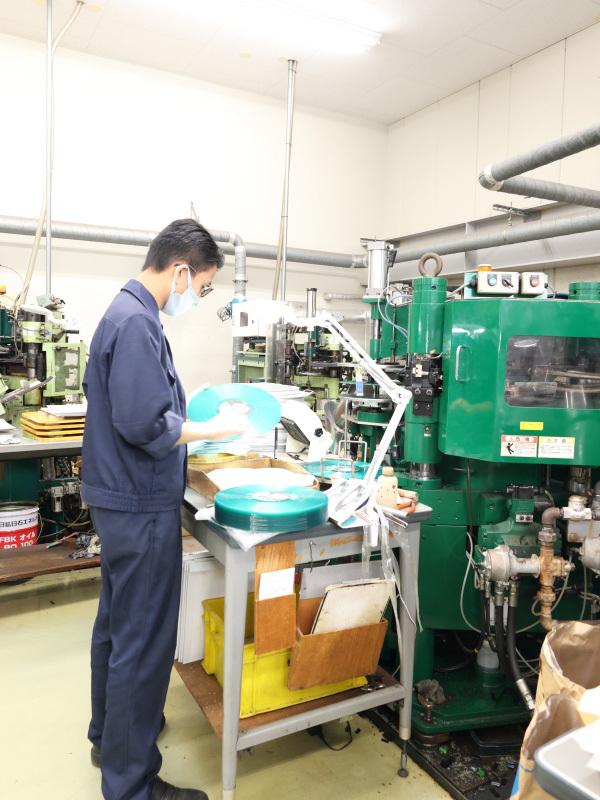 アナログレコードの製造スタッフ◎アジア最大規模のアナログレコード工場勤務イメージ1