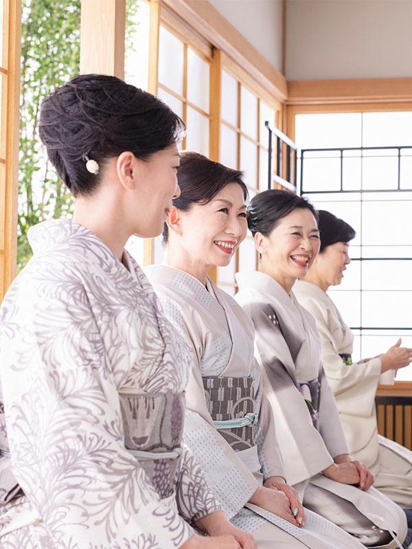 企画営業(着付け教室やイベントなどの局運営全般をお任せ)◎日本文化を広める仕事/未経験OK!イメージ1