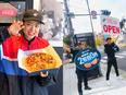 『ドミノ・ピザ』の店長候補★未経験歓迎 5日以上の長期休暇もOK 賞与年3回 売上高前年比196%2