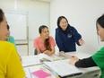 女性専用フィットネス『カーブス』の接客スタッフ(女性の健康をサポート)◆40名中6名が時短勤務2