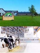 酪農スタッフ(北海道十勝)◎ハイテク牛舎のあるメガファーム/社宅・車貸与・社食あり/入社前見学会あり1