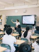 生駒市の教育改革担当(教育現場に足を運び、改革に携わります)1
