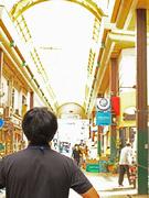生駒市のエリアマネジメント(拠点駅周辺地域における市街地空間整備や活性化、地域経営の推進を担当)1