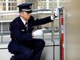 警備スタッフ◎大型商業施設やJR東海関連施設など50名以上の積極採用!月8日休みでプライベートも充実3