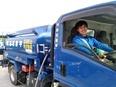小型タンクローリーの運転手 ★月給35万円スタート★必要な資格などは入社後に取得可能★9連休取得可能2