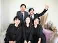 フォトウェディングの接客事務 ◎SNSでも話題の「写真だけの結婚式」 ◎インセンティブあり!2