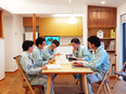 施工管理 ★月給35万円以上/年間休日125日/担当案件は年4棟まで2