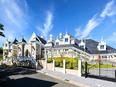 高級注文住宅の施工管理│手掛けるのは、モダンな住宅。本場ヨーロッパのデザインを形に。2