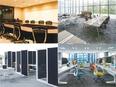 空間ディレクター(未経験OK)★デザイン性の高いオフィスや店舗の「内装づくり」を企画・提案!2