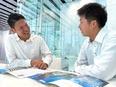 提案営業(イチから学べる研修&商談サポート充実!)◎未経験入社が8割|設立から50年増収&無借金3