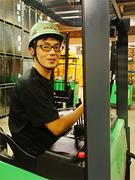 倉庫管理 ★未経験歓迎(運転免許がなくてもOK!)/転勤なし/創業47年の安定企業1