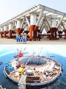 鋼構造物の製作プロジェクト管理◆日本製鉄系列の安定企業|残業は月平均20~45時間|年間休日123日1