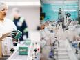 大手高級化粧品の製造生産オペレーター(リーダー候補)★1000名規模の新設工場で最新鋭設備に携わる!2
