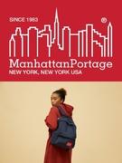 『Manhattan Portage』のルート営業★営業未経験歓迎★残業月20h以下★土日祝休み1