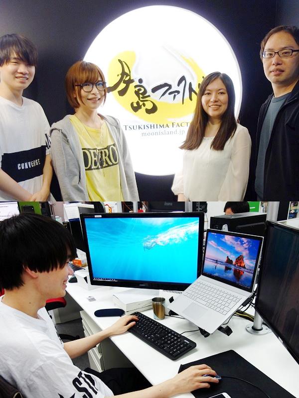 サーバーエンジニア(ゲーム・ビジネスアプリ、クラウドサービス開発など)自社内勤務/残業月10時間以下イメージ1