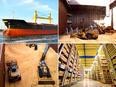港湾作業スタッフ(輸入した穀物を港へ荷揚げする仕事など)◎未経験歓迎◎資格手当充実◎転勤なし3