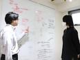 ITエンジニア|自社内開発メイン/中途入社者の年収UP率100%3