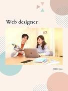 未経験OK★ Webデザイナー│みなし残業ゼロ│土日祝休み│研修~デビュー後もサポート◎1