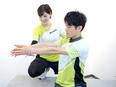 『Dr.stretch』のパーソナルトレーナー★未経験からスポーツに関われる/完休2日/福利厚生充実3