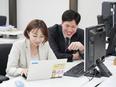 事務スタッフ ◎残業月10時間程度/月給28万円以上/キャリアの選択肢も豊富3
