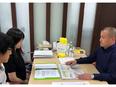 反響型の提案営業 ★飛込訪問、新規電話ナシ ★月給27万円~2