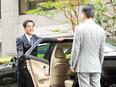 役員車運転手<80%以上が未経験者/運転は1日約2~3時間/ノルマ・夜勤なし/土日祝休/賞与年2回>2