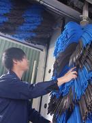 洗車機のメンテナンススタッフ ◎年間休日129日|残業月20時間程度1