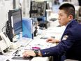 警備スタッフ◎大型商業施設やJR東海関連施設など50名以上の積極採用!月8日休みでプライベートも充実2