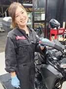 バイクの整備士 ◎残業月平均12時間  ◎月8~10日休み ◎バイク好き歓迎!1