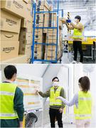 Amazonの倉庫内作業スタッフ(未経験歓迎)◎正社員登用有り ◎応募から内定までオンライン上で完結1
