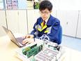セールスエンジニア(NTT西日本グループ会社)◎未経験OK/充実の研修/土日祝休/残業月12h程度3