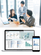 ITソリューション営業◆国産セールステック実績No.1|IT業界未経験OK|成長できる環境1
