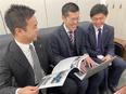 営業 ★経営者×芸能人の「対談企画の提案&インタビュー」を担当!2