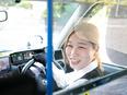タクシー乗務員★平均月収30万円以上!飲食、営業など未経験の先輩が活躍!【★入社祝い金15万円】3