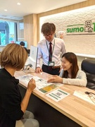 sumo-T新店舗オープニングスタッフ募集!反響営業!月収25~100万円!ノルマなし!残業10H!1