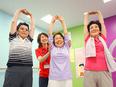 女性専用ジムのインストラクター(東証一部グループ)◎未経験歓迎!年休118日★産休・育休実績55名3