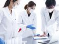 研究職(化学・バイオ分野)◎12・1月入社歓迎/残業月10H内/新規プロジェクト多数/東証一部上場G2