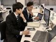 提案営業(100%反響)◎東証一部上場◎10年連続増収・増益◎月給30万円スタート!3